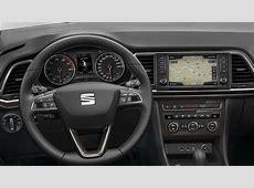 Seat Ateca SUV revealed for Geneva motor show photos