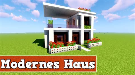 Modernes Haus Minecraft Lars by Wie Baut Ein Kleines Modernes Haus In Minecraft
