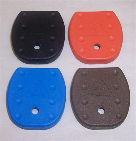 Glock Floor Plate Blue by Vickers Tactical Glock Tactical Magazine Floor Plate