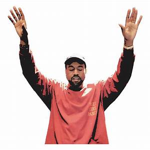 Kanye West Digital Art by Trill Art