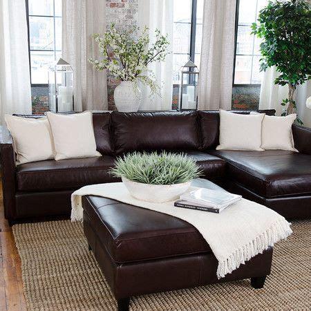 best 10 brown sofa decor ideas on pinterest dark couch