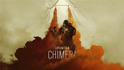 Rainbow Siege Six 4k Operation Chimera Wallpapers