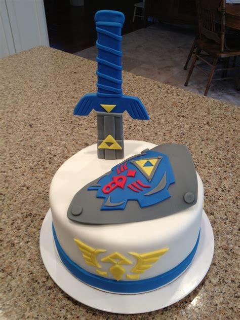 legend  zelda cake cake ideas pinterest legends