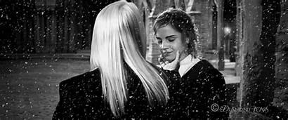 Hermione Granger Malfoy Lucius Lumione Fanpop Ronmione