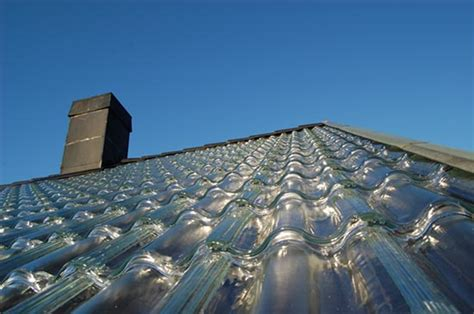 soltech s beautiful glass roof tiles heat your home with