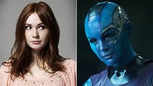 Gillan's villain: Scots actress as Guardians' Nebula - BBC ...