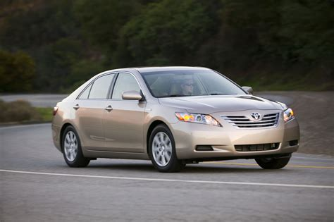 Recalled Toyota Camrys by 177k Toyota Camry Hybrids Being Recalled For Brake Issue