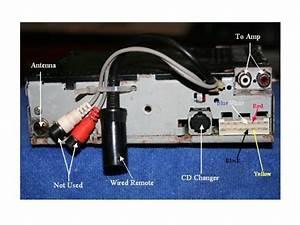 Clarion M475 Radio Wiring Diagram