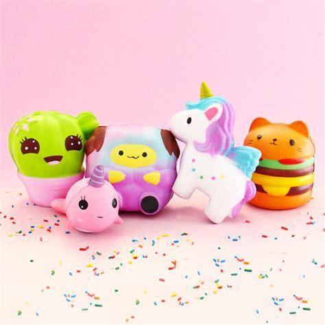 kawaii squishies toys kawaii box
