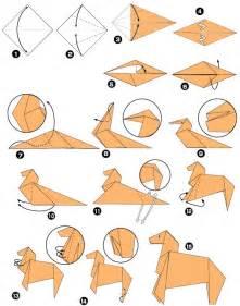 chambre metier artisanat origami de cheval orgamis origami et chiens