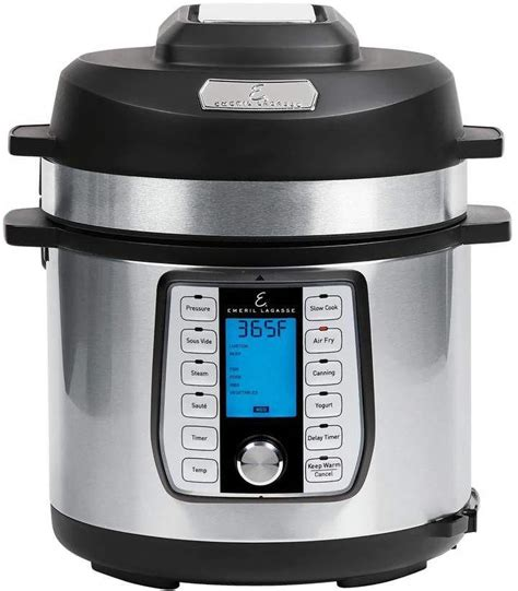 fryer air recipes emeril pressure lagasse snacks cooker airfryer cooking recipe fryers power qt photographyhq journal airfryerblog club dinners
