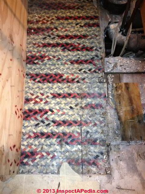 Laying Tile Linoleum Backing by Auto Forward To Correct Web Page At Inspectapedia