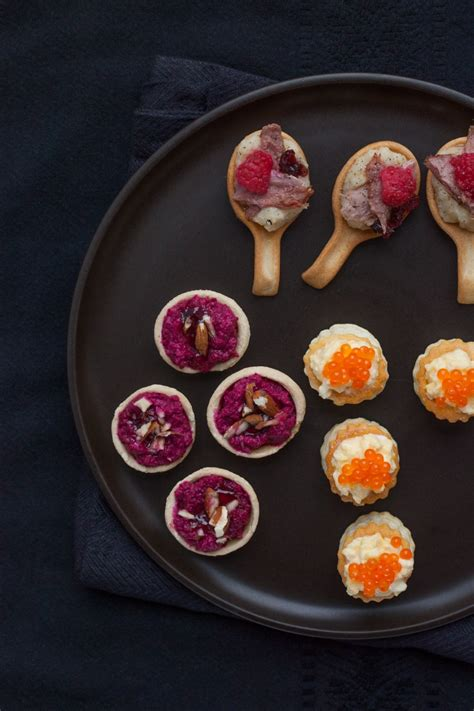 beautiful canapes recipes easy canapes to in advance 28 images parma ham
