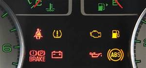 Chevy Sonic Lights What Are Ford Warning Lights And What Do They Mean