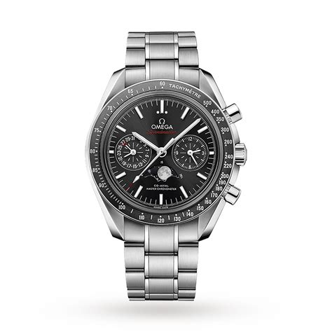 Omega Speedmaster Moonwatch Mens 4425mm Coaxial. Feather Bracelet. Model Watches. Stretchy Bracelet. Wrap Watches