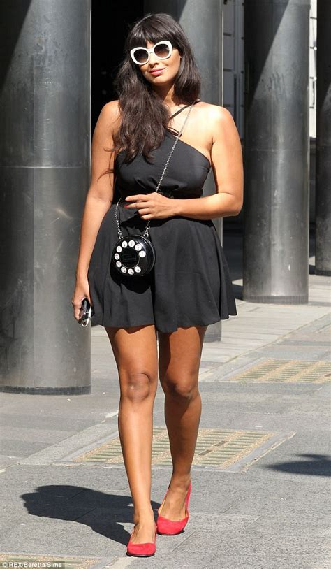 jameela jamil bikini jameela jamil rings up another style hit as she steps out