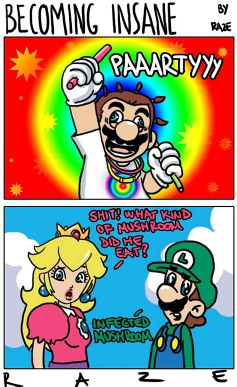 Insanely Funny Memes - mario funny quotes quotesgram