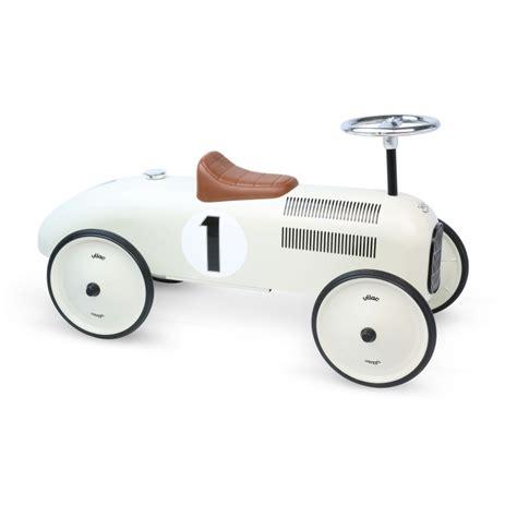 jeux imitation cuisine porteur voiture vintage beige en métal dès 18m vilac