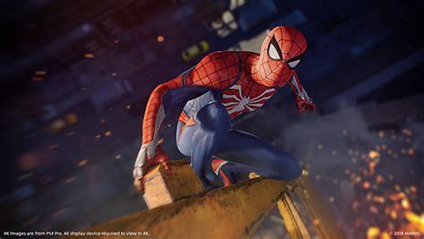 Marvel's Spider-man Game