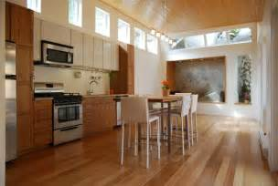 one wall kitchen with island designs a single wall kitchen may be the single best choice