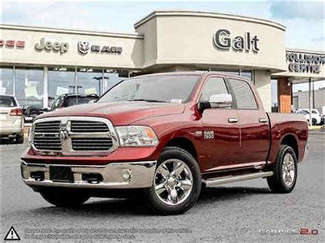 2017 Dodge Ram Hemi by 2017 Ram 1500 Big Horn 4x4 Hemi Tow Grp Galt Chrysler