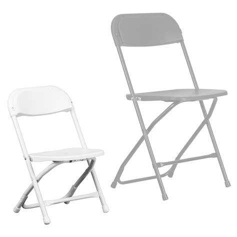 white plastic folding chair foldingchairs4less