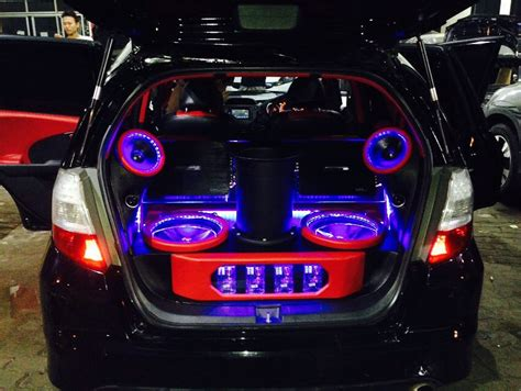 custom box honda jazz innovation car audio wwwinnovationcaraudiocom lukito jakarta barat