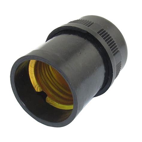light bulb socket e27 socket black plastic drop light bulb l holder ac