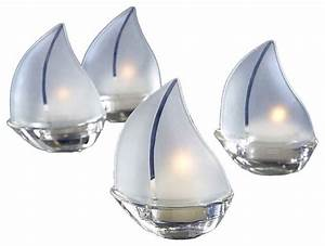 frosted glass sailboat tealight candle holders 35quot set With kitchen cabinets lowes with frosted tealight candle holders