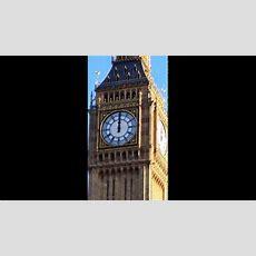 Big Ben Chime At Noon Big Ben 1200 Pm Youtube