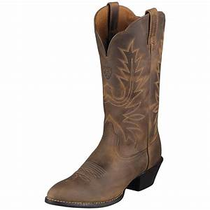 """Women's Ariat® 12"""" Heritage Western R-Toe Cowboy Boots ..."""