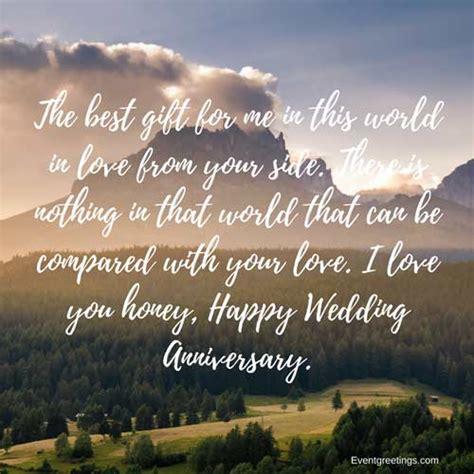happy wedding anniversary wishes  wife