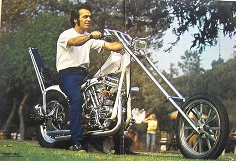 Bob Hall 1971 Old School Chopper