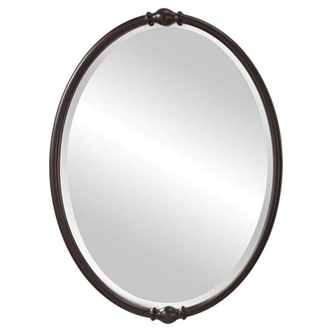 feiss jackie oil rubbed bronze mirror mrorb bellacor