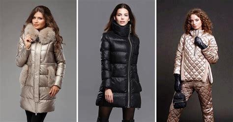 Модные пуховики зима 20202021 – фото новинки трендовые фасоны женских пуховиков