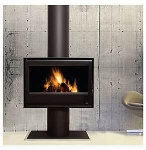 Insert Ou Poele : poele a bois ou insert energies naturels ~ Farleysfitness.com Idées de Décoration