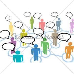 Business People Clip Art Communication