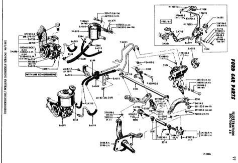 Network Wiring Diagram 1963 Fairlane by 1961 Thunderbird Wiring Diagram Wiring Library