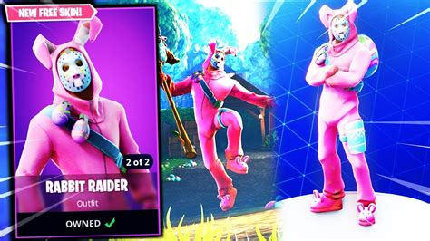 Rabbit Raider Fortnite Pictures To Pin On Pinterest