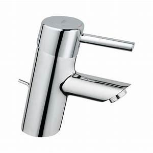 Grohe Concetto Küchenarmatur : grohe concetto starlight chrome 1 handle single hole ~ Watch28wear.com Haus und Dekorationen