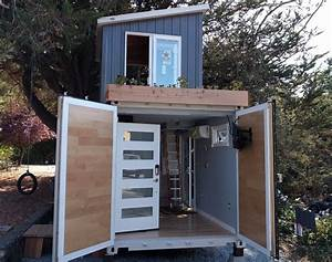 Container Haus Plan : the boxed haus is made of a brand new shipping container with upstairs bedroom that can be ~ Eleganceandgraceweddings.com Haus und Dekorationen