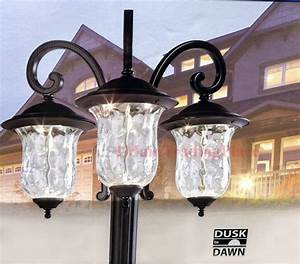 costco innova lighting 3 light outdoor led lamp post With innova lighting led 3 light outdoor lamp post parts