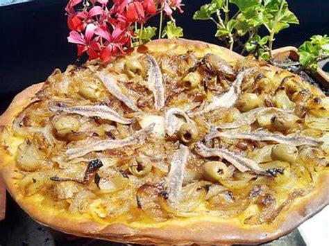 recette cuisine nicoise recette de pissaladiere niçoise