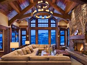 rustic interior design most beautiful houses in the world With most beautiful house interiors in the world