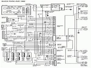 1989 Buick Park Avenue Wiring Diagram