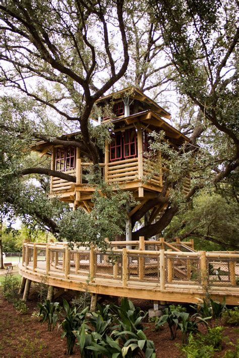 Treehouse Park Wins Industry Award For Its Unique Design