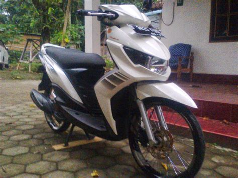 Modifikasi Mio Soul Gt by Modifikasi Yamaha Mio Soul Gt Thecitycyclist
