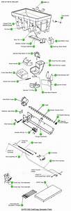 Buyers Saltdogg Shpe1500 Buyers Salt Spreader Parts Look Up Diagram