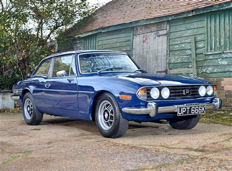 A wide variety of sports cars mercedes options are available to you Ref 80 1972 Triumph Stag - Classic & Sports Car Auctioneers | Classic cars british, Triumph cars ...