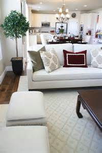 The Open Floor Plan Furniture Layout Ideas by Open Floor Plan Furniture Layout Home Renovation